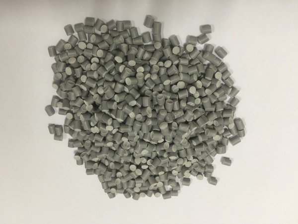 PVC粒料1
